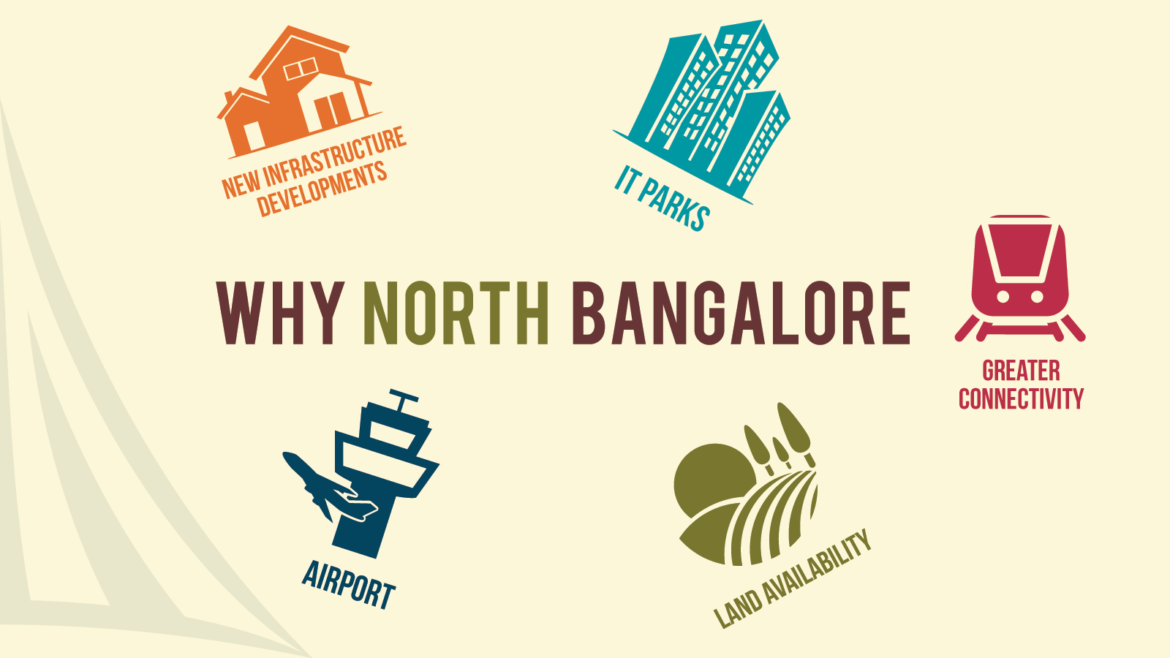Investing in real estate in north bangalore